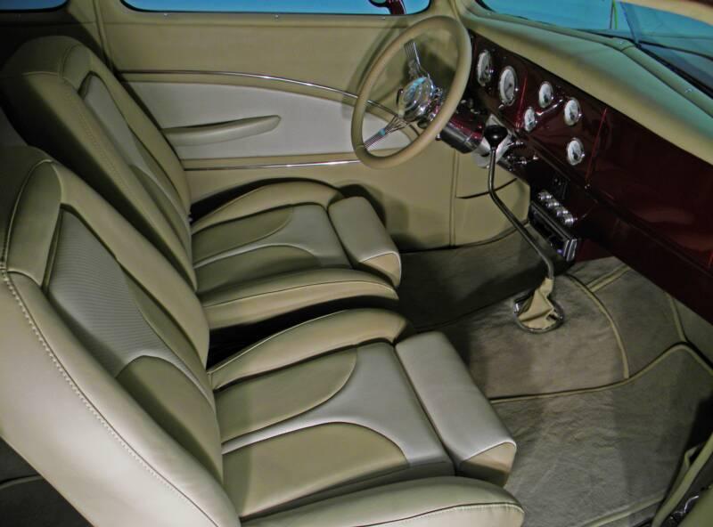 Street Rod Upholstery Autos Weblog