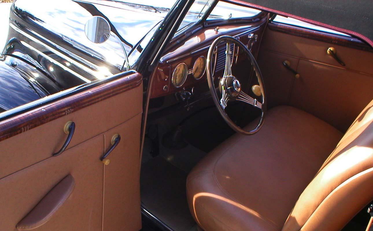 original auto interiors