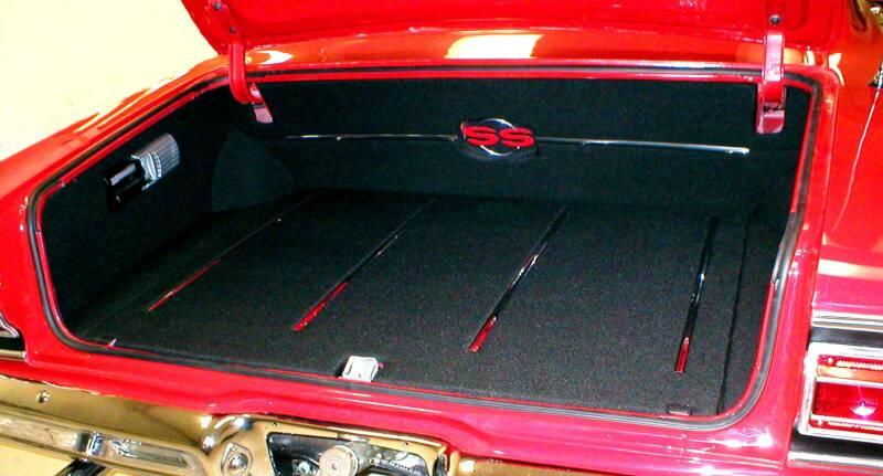 Trunk Carpet For Chevelle Carpet Vidalondon