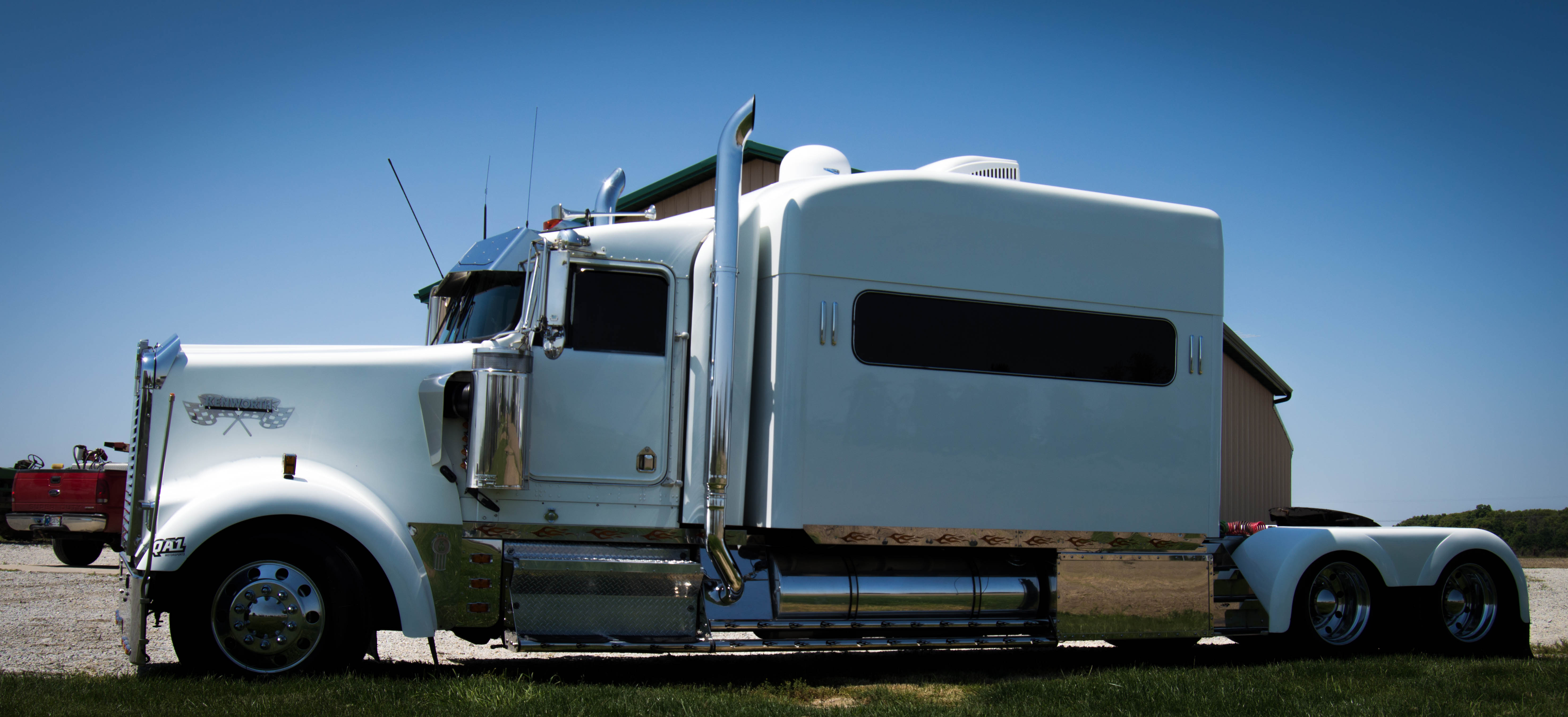 kenworth pickup truck conversion - HD 5904×2699